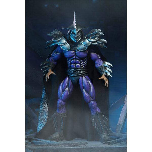 super shredder neca figura