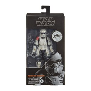figura Star wars black series mountain trooper exclusive