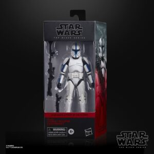 star wars black series attack of the clones Clone trooper lieutenant