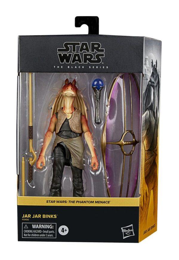 star wars black series jar jar binks Deluxe