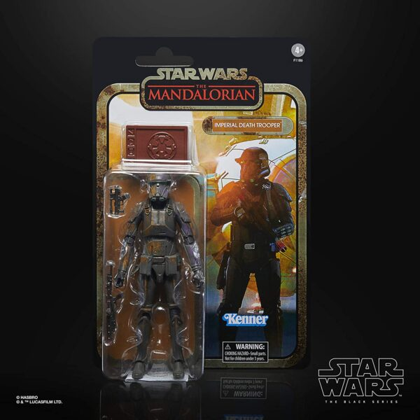 star wars credit collection imperial death trooper