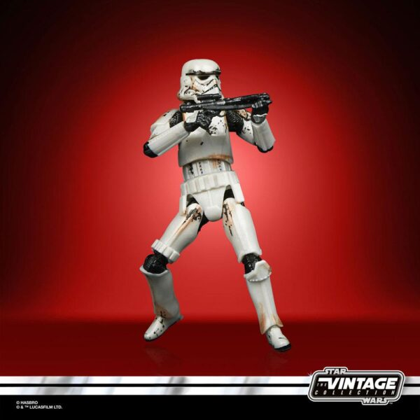 star wars vintage collection stormtrooper carbonized