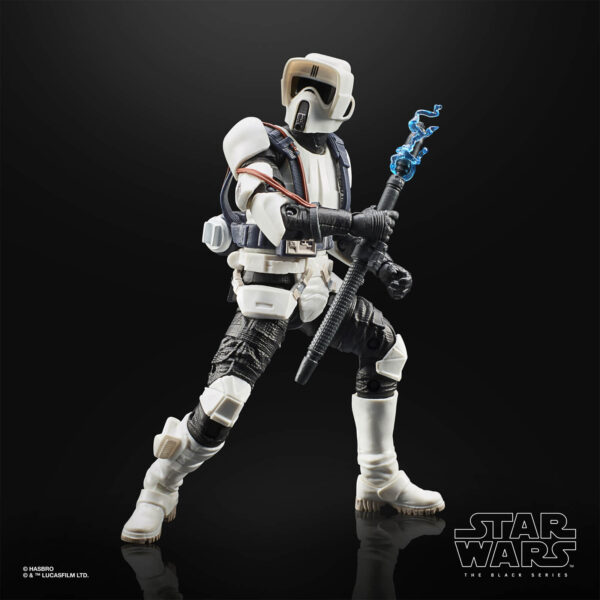 Scout Trooper Star Wars Black Series Gaming Greats