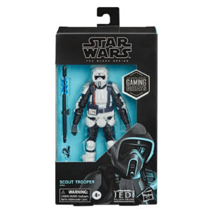 Scout Trooper Star Wars Black Series Gaming Greats