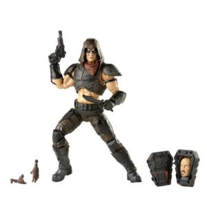 figura GI joe classified series Zartan Exclusive