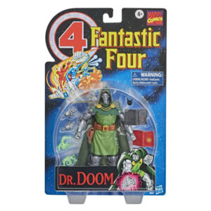figura marvel legends doctor doom retro variant
