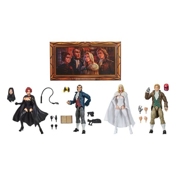 marvel legends hellfire club sdcc