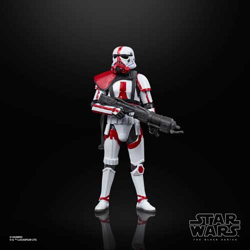 figura star wars black series incinerato