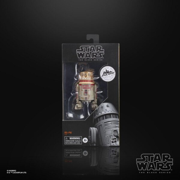 star wars black series R5-P8