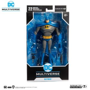 batman animated blue grey variant dc multiverse