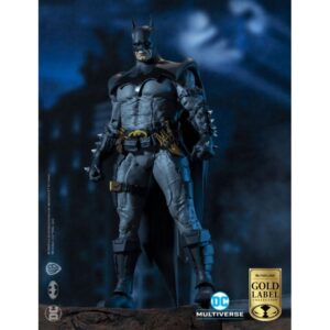 dc muliverse mcfarlane batman gold label