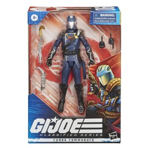 cobra commander gi joe classified series