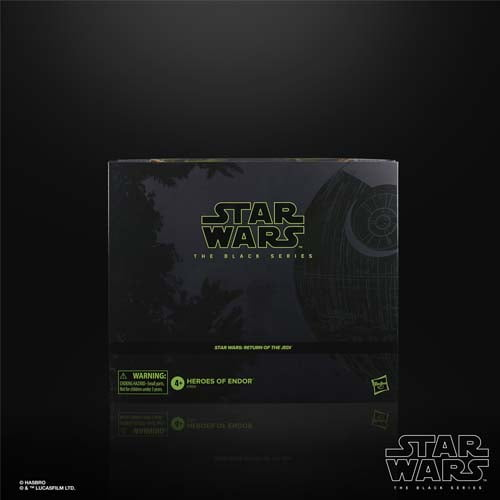heroes of endor sdcc 2020 star wars black series