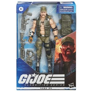 gung ho classified series Gi joe