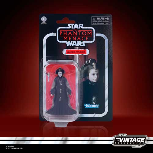 star wars vintage collection princesa amidala
