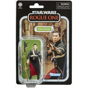 star wars vintage collection Chirrut Îmwe