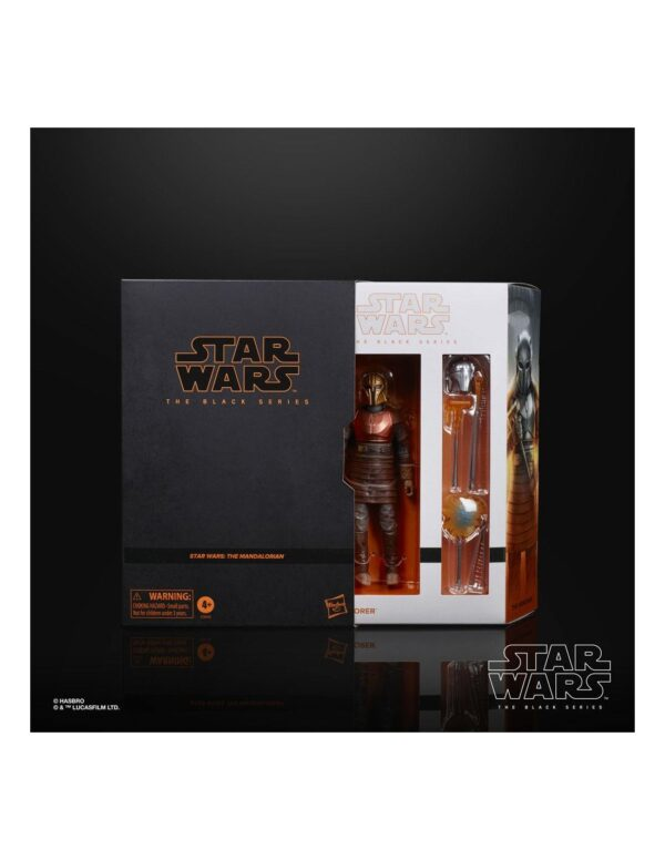 star wars black series armorer mandalorian exclusive