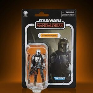 star wars vintage collection The Mandalorian (Beskar Armour)