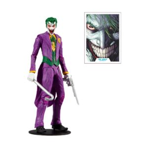 Dc Multiverse Mcfarlane Joker Modern Comic