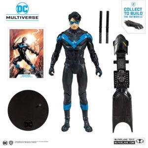 dc multiverse mcfarlane Nightwing
