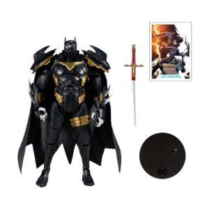 DC Mcfarlane Multiverse Azrael Batman Armor