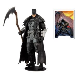 Figura dc multiverse mcfarlane Batman Dark Nights Death Metal